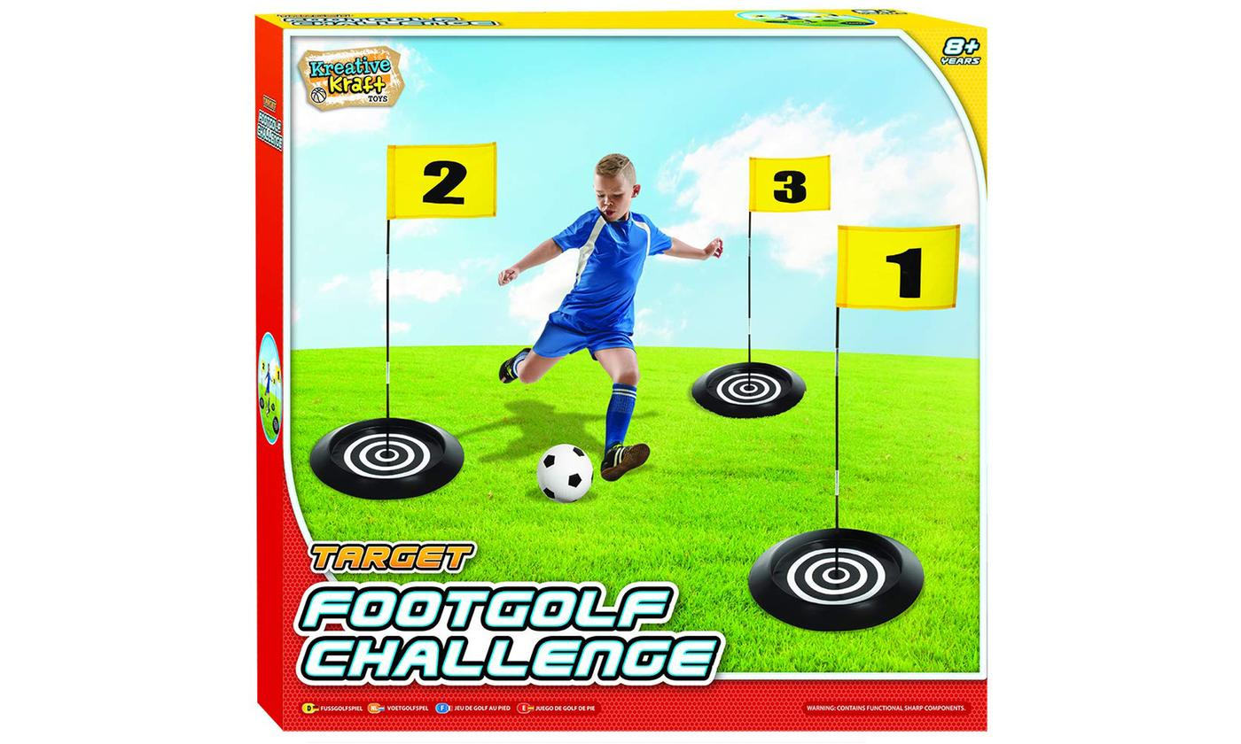 RMS Footgolf Target Practise Outdoor Game