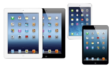 Apple iPad 2,3,4 or iPad Mini 1 – National Deal (£131 at Groupon)