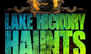 Lake Hickory Haunts: Up to 42% Off Lake Hickory Haunts Admission at Lake Hickory Haunts