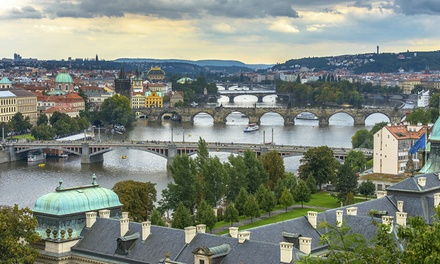 Prague: 2-4 Nights for Two with Breakfast and Wi-Fi at 4* The Charles Hotel