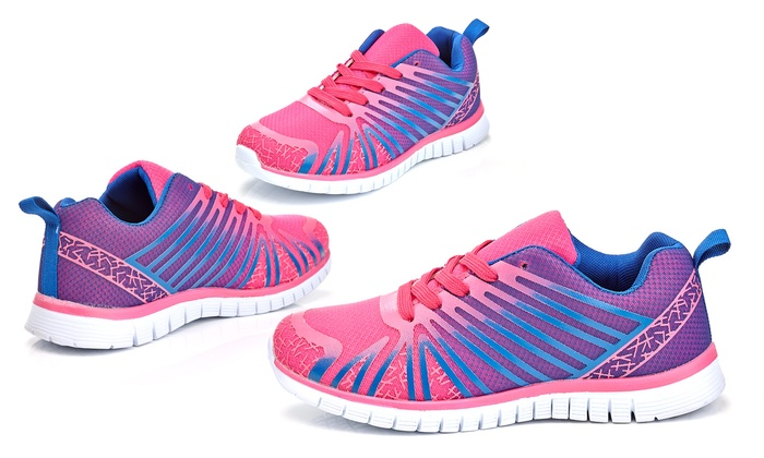 Women's Athletic Running Sneakers (Size 11)