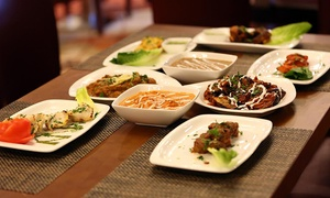 Maharaja Kent Cuisine of India: Indian Cuisine for Two or Four at Maharaja Kent Cuisine of India (50% Off)