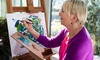 OBTA Care - Hartford: $53 for a 60 Minute In-Home Therapeutic Art Session ($75 value)