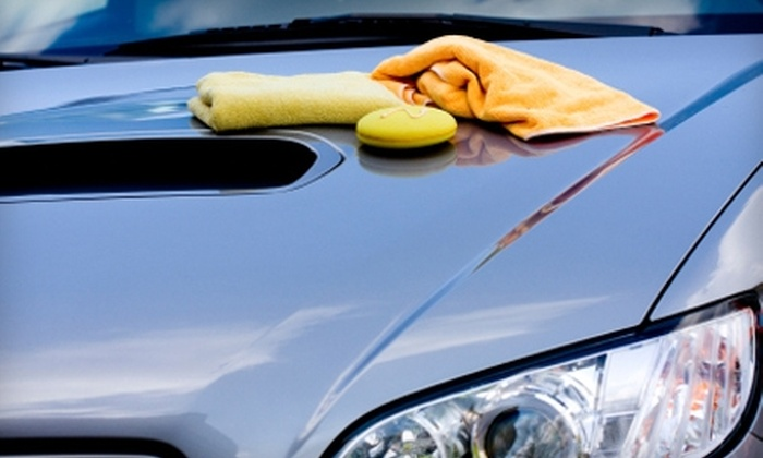 AutoStrada - Southcrest: $24 for a Wash 'N Vac ($59.95 Value) or $60 for an Inner-Clean Complete Interior Clean ($125 Value) at AutoStrada