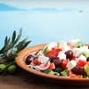 $10 for Greek Fare for Two at Athina Grill