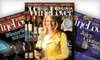 """Virginia Wine Lover Magazine"": $7 for a Two-Year Subscription to ""Virginia Wine Lover Magazine"" ($15 Value)"