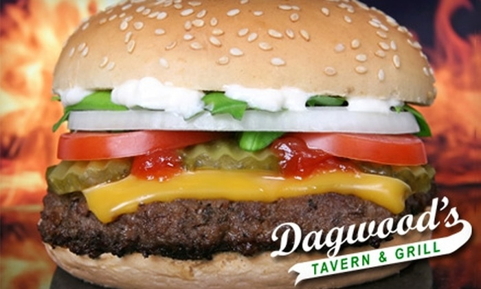 Dagwood's Tavern & Grill - Eastside: $5 for $10 Worth of Classic Pub Fare at Dagwood's Tavern & Grill