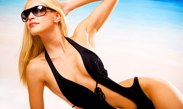 Natural Glow Spray Tans - West Columbia: $12 for a Spray Tan at Natural Glow Spray Tans in Cayce ($25 Value)