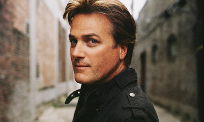 Michael W. Smith - Brookville: Michael W. Smith at Tilles Center for the Performing Arts on October 3 at 8 p.m. (Up to 25% Off)