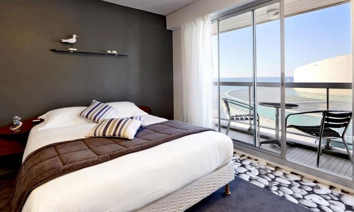 kyriad les sables d 39 olonne plage les sables d 39 olonne pays de la loire groupon getaways. Black Bedroom Furniture Sets. Home Design Ideas