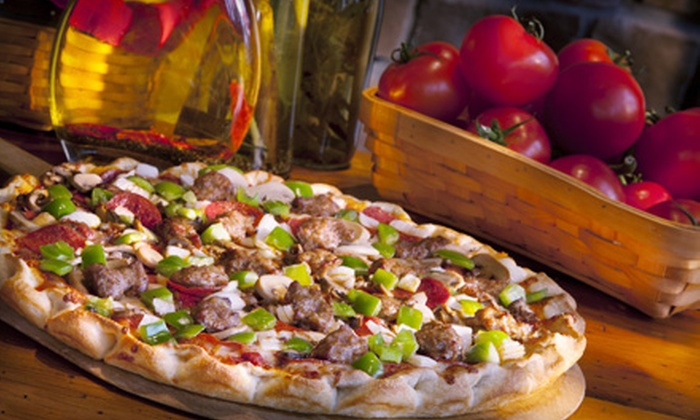 Tony Maloney's Pub & Pizza - North Royalton: $12 for $25 Worth of Italian and Pub Fare at Tony Maloney's Pub & Pizza in North Royalton