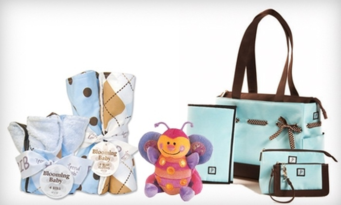 Alexander's Playroom Baby Boutique: $15 for $30 Worth of Clothes, Accessories, and Baby Care from Alexander's Playroom Baby Boutique