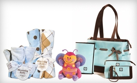 $30 Groupon to Alexanders Playroom Baby Boutique - Alexanders Playroom Baby Boutique in