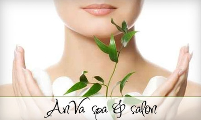AnVa Spa and Salon - Holland: Up to 60% Off Services at AnVa Spa & Salon. Choose from Three Options.