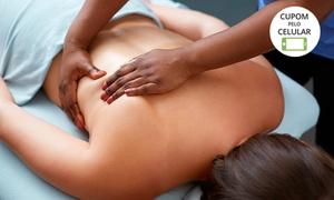 Solar Estética: Solar Estética – Costa Azul: 1, 2 ou 3 visitas com massagem relaxante, esfoliação corporal e banho de lua