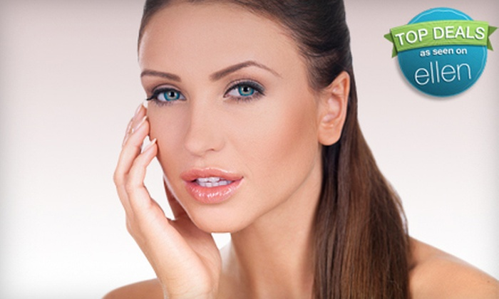 Silky Skin Laser & Esthetics Centre - Multiple Locations: $99 for Three Men's or Women's Laser Hair-Removal Treatments at Silky Skin Laser & Esthetics Centre (Up to $525 Value)