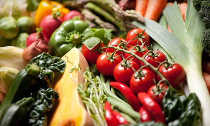 The-Veggie-Lady - Grogan's Mill: Homegrown Produce on Tuesday or Saturday from The-Veggie-Lady in Spring