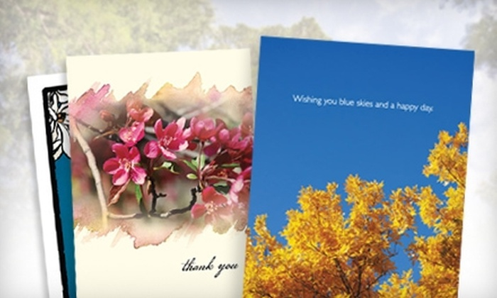 Arbor Day Foundation: $75 for 25 Give-A-Tree Cards from the Arbor Day Foundation (Up to $148.75 Value)