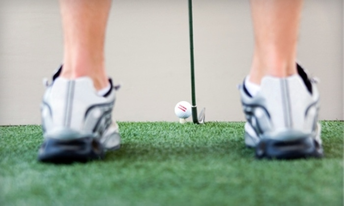 Paragon Golf Center - Duluth: Automated-Tee Driving-Range Time or Ladies' Group Lessons at Paragon Golf Center in Duluth