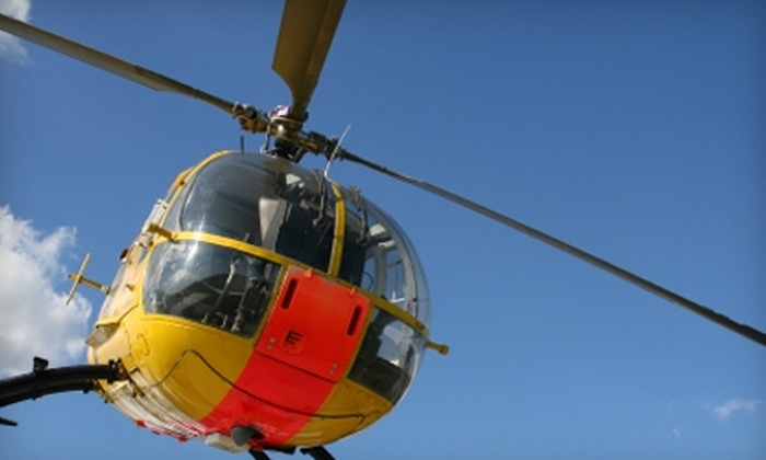 Intrepid Helicopters - Ottawa Lake: $169 for a 20-Minute Helicopter Tour from Intrepid Helicopters ($395 Value)