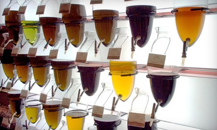 Oil & Vinegar - Research Forest: $12 for $25 Worth of Gourmet Oils, Vinegars, and Gifts from Oil & Vinegar in The Woodlands