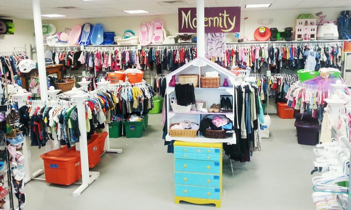 GUMDROP SWAP - Fairfield: Children's & Maternity Clothing at GUMDROP SWAP (Up to 52% Off). Two Options Available.