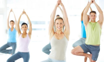image for $30 for 5 Pilates Mat, Yoga or Barre Classes ($60 Value) — Aligned: Pilates-Barre-Yoga