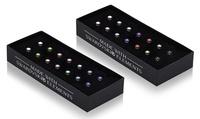 7er-Set Ohrringe verziert mit Elementen vonSwarovski® (bis zu 95% sparen*)