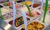 U-Swirl Frozen Yogurt - Multiple Locations: $5 for $10 Worth of Frozen Yogurt at U-Swirl Frozen Yogurt.