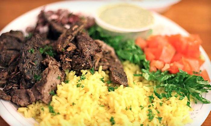 Arabi Cuisine - The Embarcadero: $10 Worth of Middle Eastern Cuisine
