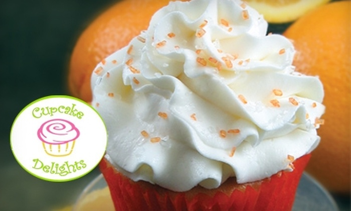 Cupcake Delights - Downtown Mount Dora: $8 for a Half Dozen Cupcakes at Cupcake Delights in Mount Dora