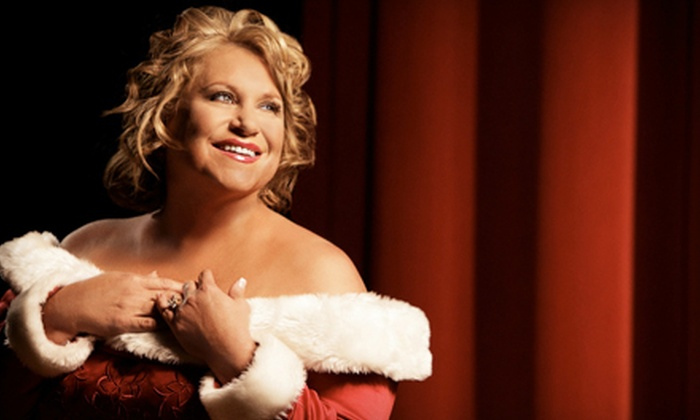 Milwaukee Symphony Orchestra Presents Christmas with Sandi Patty - Juneau Town,Downtown,Westtown: Two or Four Tickets to Milwaukee Symphony Orchestra's Christmas with Sandi Patty on December 17 (Up to 51% Off)