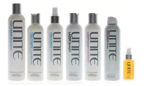 Unite 7 Seconds Detangler, Shampoo, Blonda, Boosta Spray, or U Oil