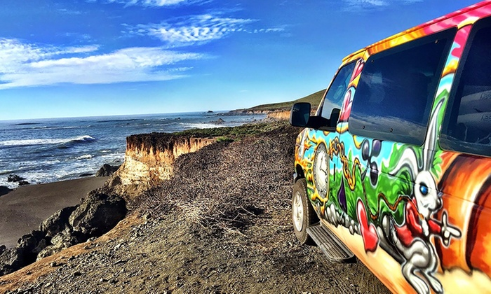 Roam Across Western United States in Camper Van