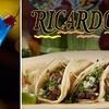 Half Off at Ricardo's Mexican Restaurant
