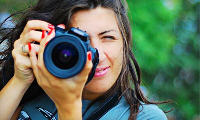 Scott Faber Photography - Old West Durham: $34 for a 2.5-Hour Photography Class from Scott Faber Photography in Durham ($75 Value)