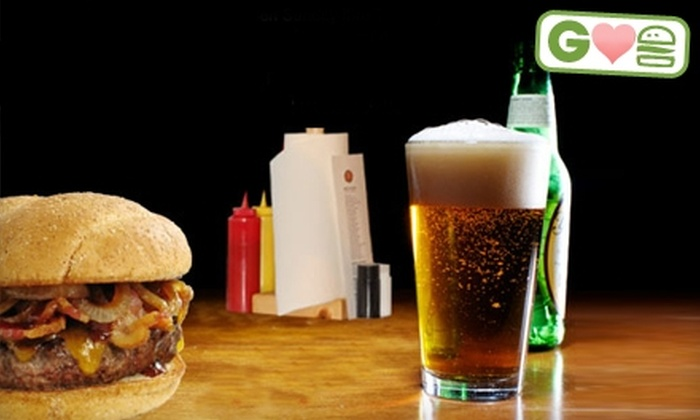Teddy's Burger Joint - Indianapolis: $8 for $16 Worth of Burgers, Drinks, and More at Teddy's Burger Joint