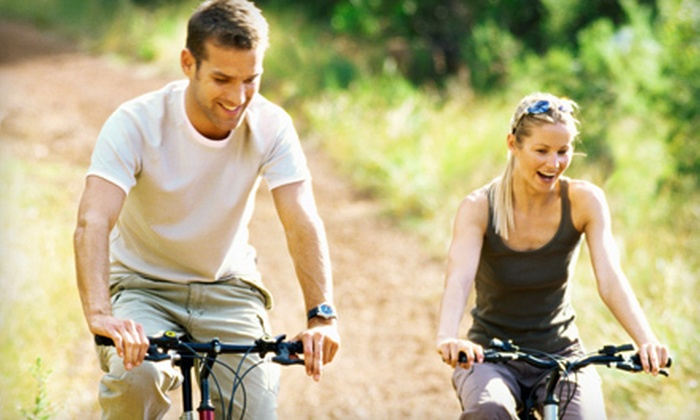 Bicycle Clinic - Multiple Locations: All-Day Beach-Cruiser Rental for One or Two or Bicycle Tune-Up at Bicycle Clinic (Up to 58% Off)