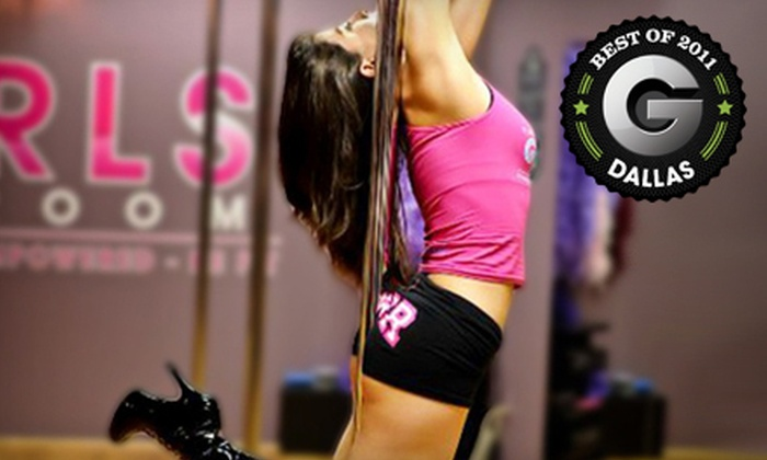The Girls Room - Multiple Locations: 10 or 20 Ladies' Fitness Classes at The Girls Room (Up to 65% Off)