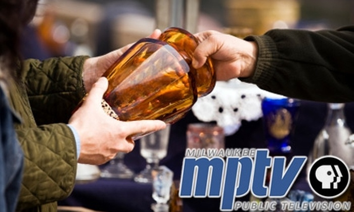 MPTV Holiday Art & Gift Fair - Milwaukee: $10 for $20 Worth of Goods at the MPTV Holiday Art & Gift Fair on November 20 and 21