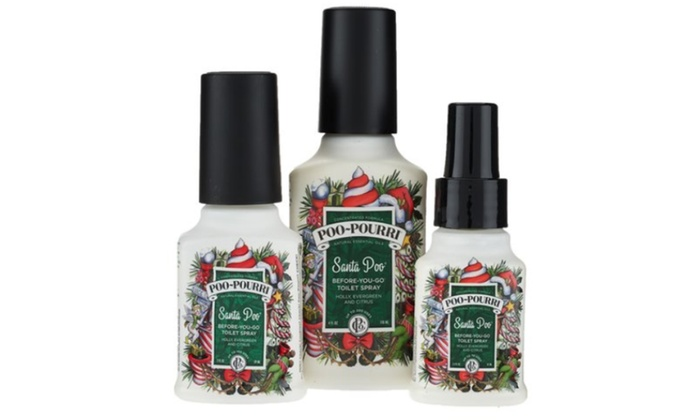 Special Offer: Poo-Pourri Toilet Spray Bottle or Gift Set | Groupon