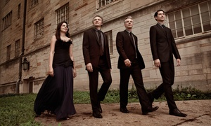 Société Pro Musica: Admission to Marc-André Hamelin and Pacifica Quartet, on February 4, 2018 by Pro Musica Company (47% Off)