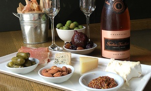Tender: $39 for a Wine Flight and Bites for Two at Tender ($58Value)
