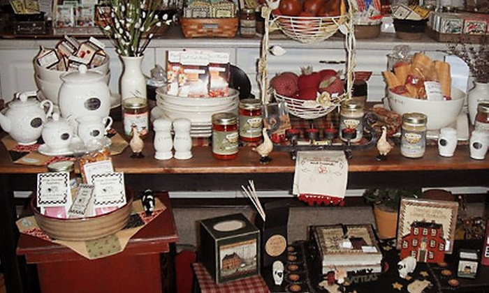 Country Time Treasures - Chambersburg: $15 for $30 Worth of Home and Garden Accessories from Country Time Treasures in Chambersburg