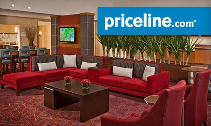 Priceline: $20 for $40 or $40 for $80 Toward Booking a 3- to 5-Star Hotel on Priceline