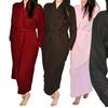 Cashmere Boutique Women's Pure Cashmere Robe