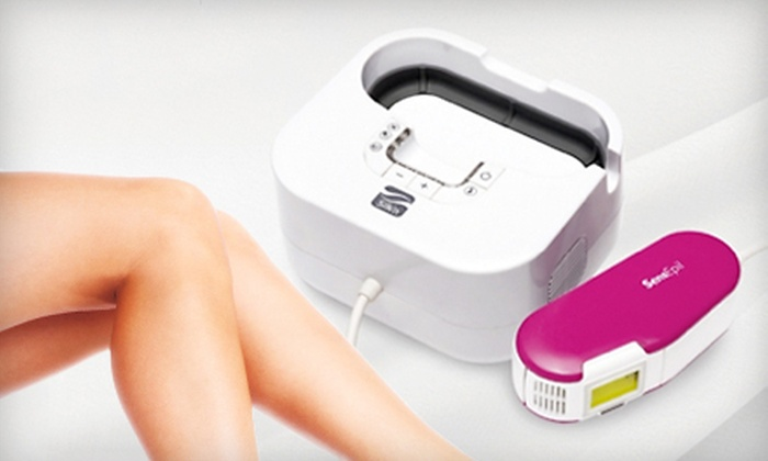 At-Home Full Body Hair Removal System: $249 for a Silk'n SensEpil Hair Removal System with Extra Lamp Cartridge ($544 Total Value)