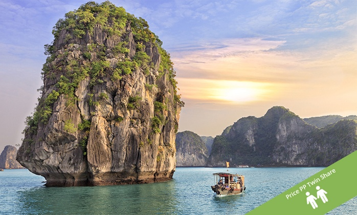 Vietnam, Hanoi, Halong Bay, Saigon: From $1,699PP for an 8D Tour + Halong Bay Cruise + Flights with Asia Vacation Group