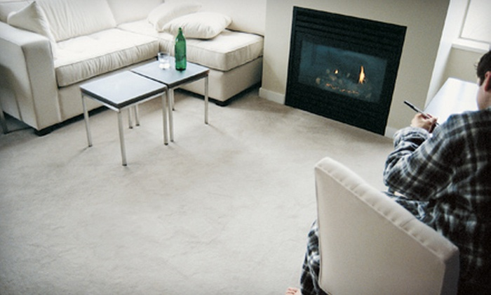 Grime Solutions - Downtown Harrisburg: Carpet-Cleaning Services for Three or Five Rooms from Grime Solutions (Up to 67% Off)