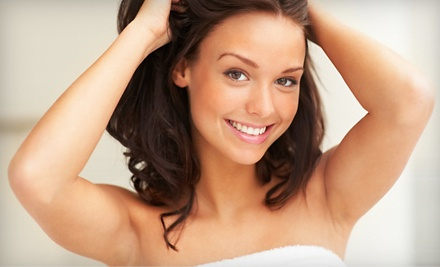 6 Laser Hair-Removal Treatments for an Extra-Small Area (up to a $480 value) - Kel & Bri's in Stoney Creek